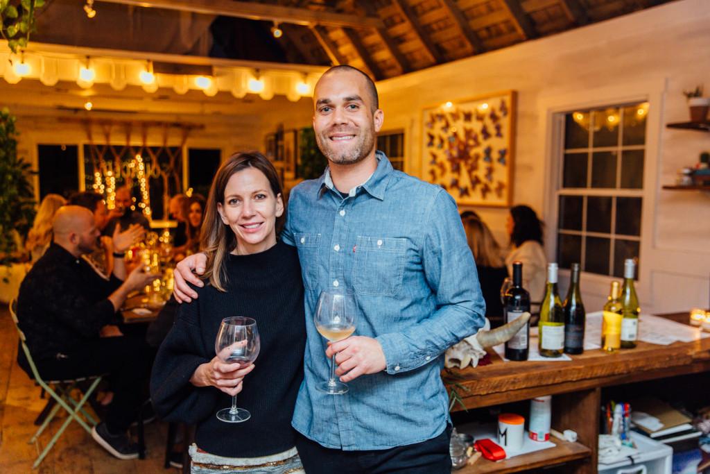 Lisa Martinez + Tyler Rodriguez